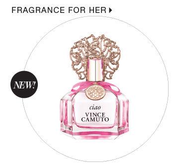 shop fragrance for her