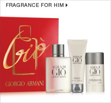 shop fragrance for him
