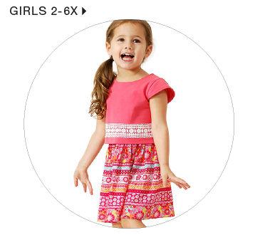 shop girls' 2-6x