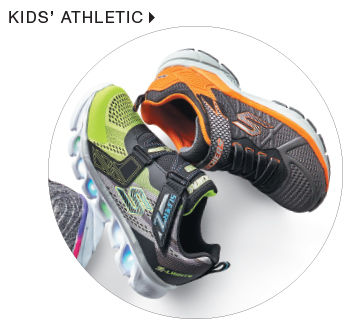 shop athletic shoes for kids