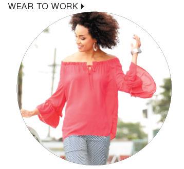 Shop Wear to Work Women Apparel
