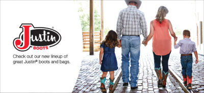 shop all justin boots