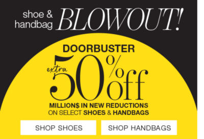 Shop 50off Doorbuster