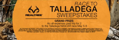 Shop TALLADEGA SWEEPSTAKES