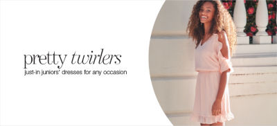 Shop Junior Dresses