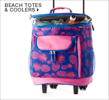 shop totes and coolers