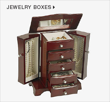 shop jewelry boxes & storage