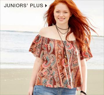 shop junior plus
