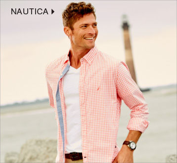 shop Nautica for men