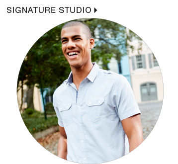 shop signature studio for men