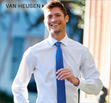 shop van heusen for men