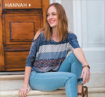 Shop Hannah for women