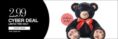 2.99 Stuffed Bear