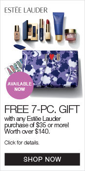 Estee Lauder Gift with Purchase Pre Sell