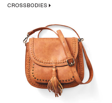 shop Crossbodies