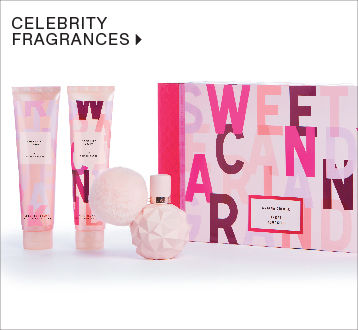 shop celebrity fragrances