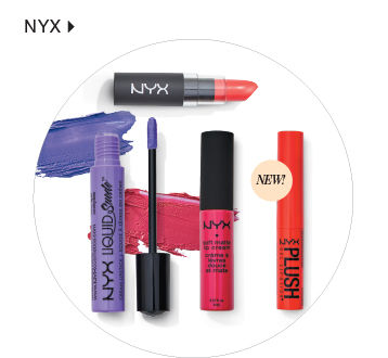 shop nyx beauty