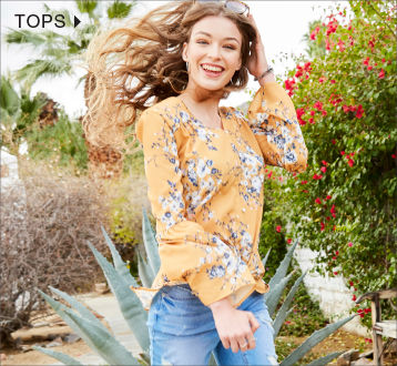 Shop Junior Fashion Tops