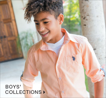 Shop Boys' Collections