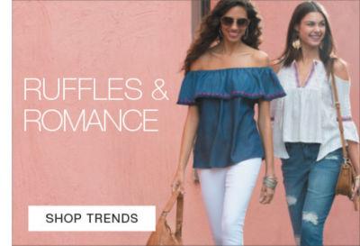 Ruffles & Romance Trend
