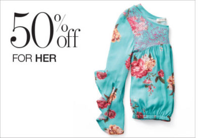 Shop 50off For Her