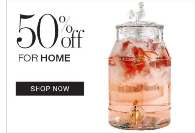 Shop 50off for Home