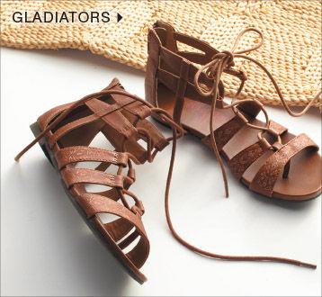 shop women's gladiator sandals