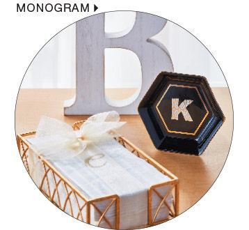 shop monogram