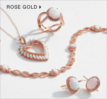 shop rose gold jewelry