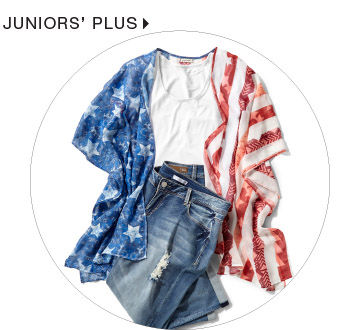 Shop Junior Plus-Size