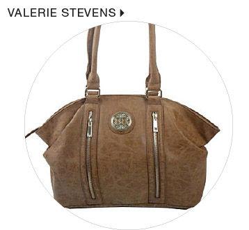 Shop Valerie Stevens Handbags