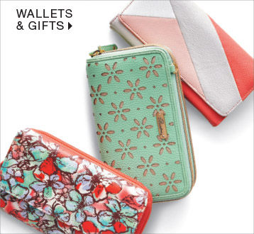 Shop Wallets & Gifts