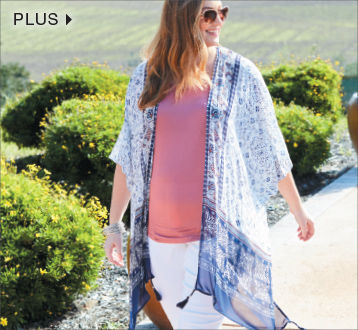 Shop Plus-Size Apparel