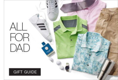 Shop Gift Guide for Dad