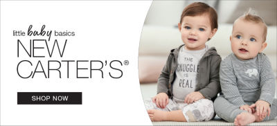 shop carter's little baby basics
