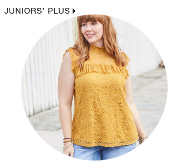 Shop Junior Plus Size