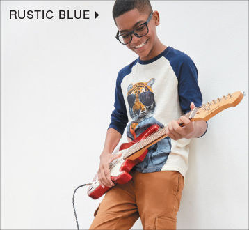 shop boys rustic blue
