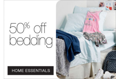 Shop 50%off Bedding