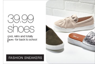Shop Fashion Sneakers