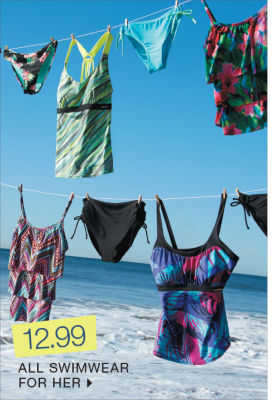 Shop 12.99 Swimwear for Her