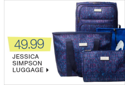 Shop 49.99 Jessica Simpson Luggage