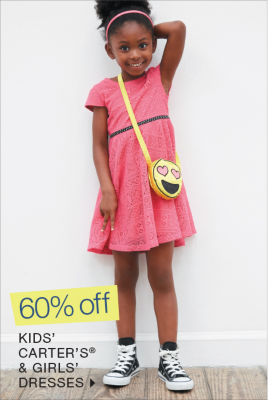 Shop 60% off Kids Carters
