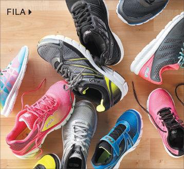 Shop Fila Athletic Shoes