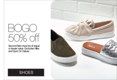 Shop Bogo Shoes