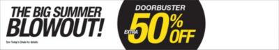 Shop Big Summer Blowout 50%off