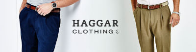 Haggar Mens Clothing