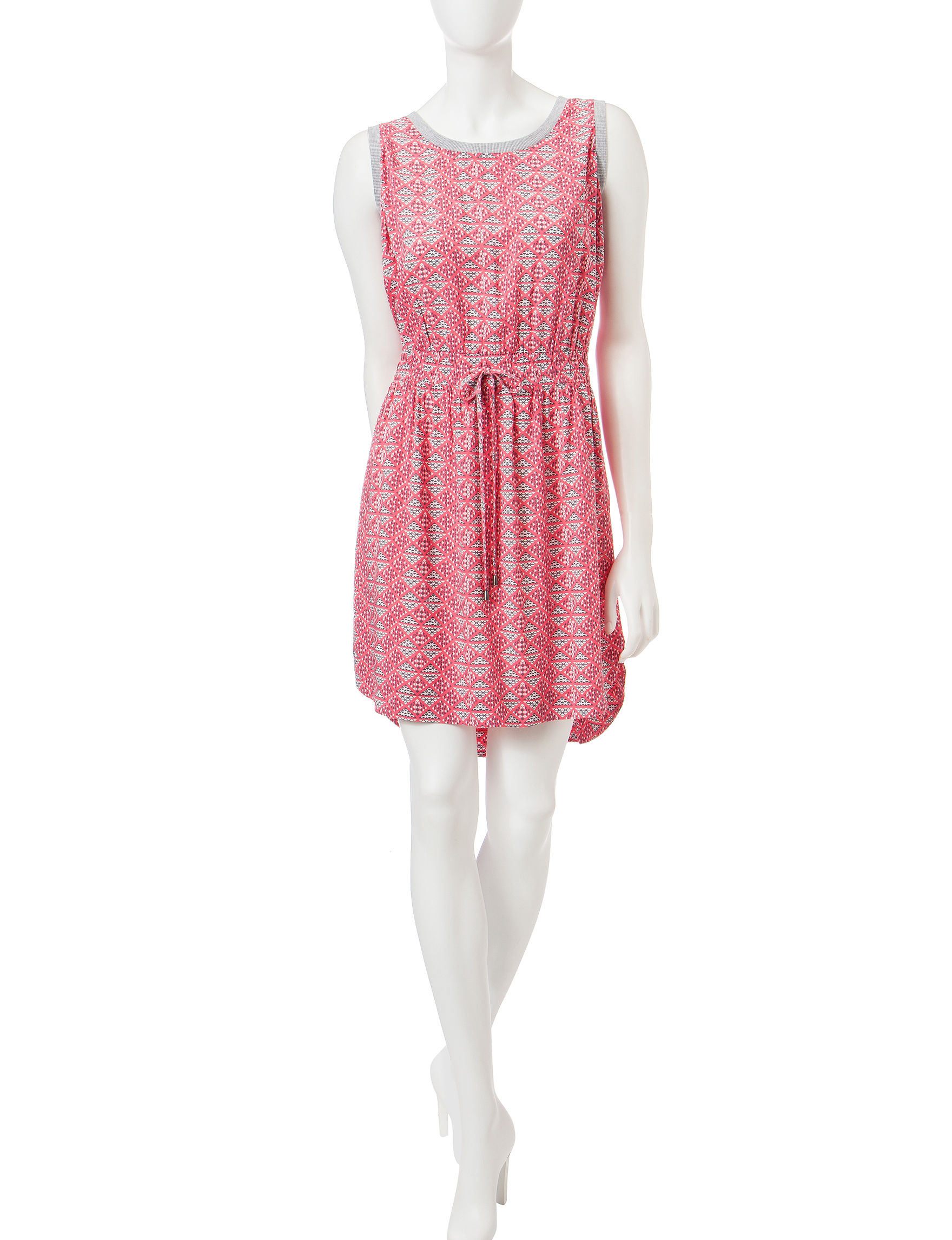 Signature Studio Pink Everyday & Casual Shift Dresses