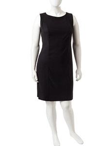 A. Byer Black Cocktail & Party Sheath Dresses