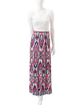 Trixxi Multicolor Bandage Maxi Dress
