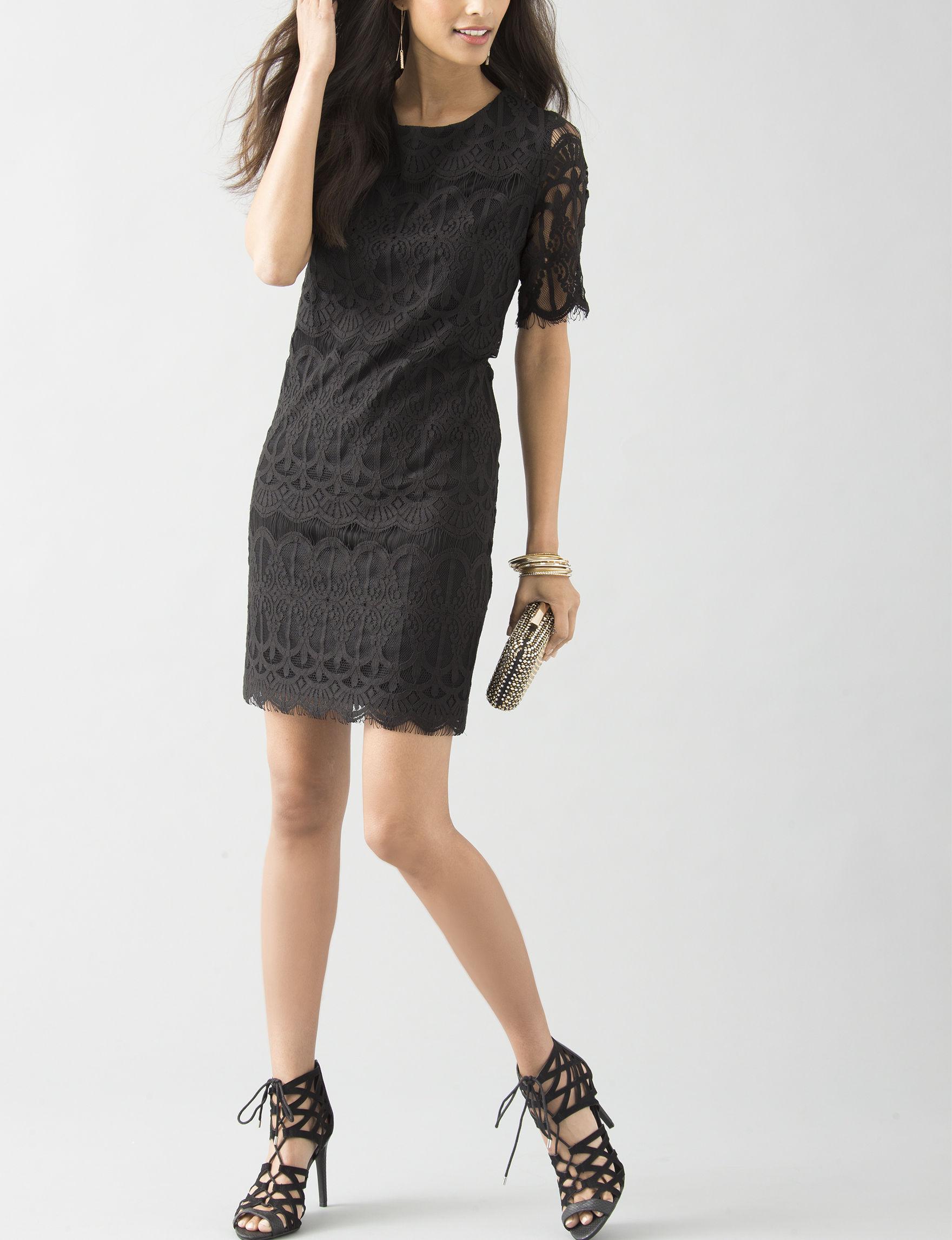Ronni Nicole Black Sundresses
